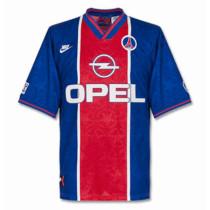 Mens PSG Retro Home Jersey 1995/96