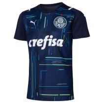 Mens Palmeiras Goalkeeper Jersey Navy 2021/22
