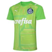 Mens Palmeiras Goalkeeper Jersey Green 2021/22