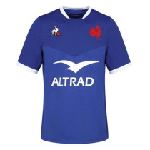 Mens France Rugby Home Jersey 2021