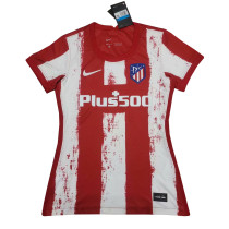 Womens Atletico Madrid Home Jersey 2021/22
