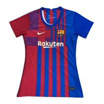 Womens Barcelona Home Jersey 2021/22