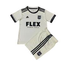 Kids Los Angeles FC Away Jersey 2021/22