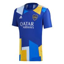 Mens Boca Juniors Third  Jersey 2021/22