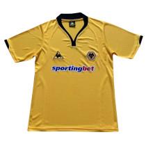 Mens Wolverhampton Retro Home Jersey 2010