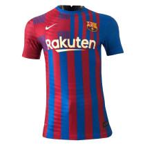 Mens Barcelona Home Jersey 2021/22 - Match