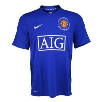 Mens Manchester United Retro Away Jersey 2007/08