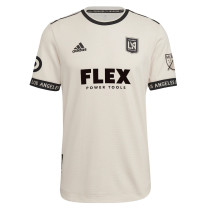 Mens Los Angeles FC Away Jersey 2021/22 - Match