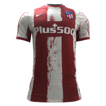Mens Atletico Madrid Home Jersey 2021/22 - Match