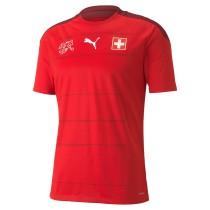 Mens Switzerland Home Jersey 2021