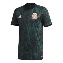 Mens Mexico Short Training Jersey Green 2021/22
