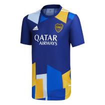 Mens Boca Juniors Third  Jersey 2021/22 - Match