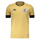 Mens Botafogo Goalkeeper Jersey Gold 2021/22