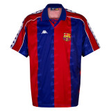 Mens Barcelona Retro Home Jersey 1992-95
