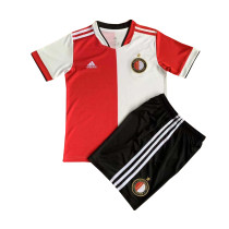 Kids Feyenoord Home Jersey 2021/22