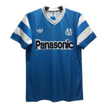 Mens Olympique Marseille Retro Away Jersey 1990/91