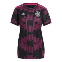 Womens Mexico Home Jersey 2021