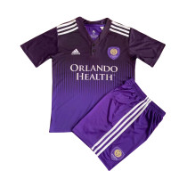 Kids Orlando City Home Jersey 2021/22