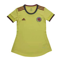 Womens Colombia Home Jersey 2021