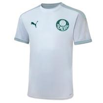 Mens Palmeiras Short Training Jersey White 2021/22