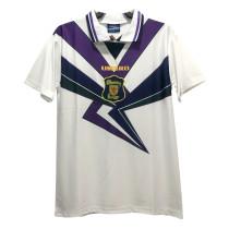 Mens Scotland Retro Away Jersey 1994-1996