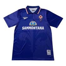 Mens ACF Fiorentina Retro Home Jersey 1995/96