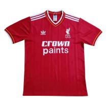 Mens Liverpool Retro Home Jersey 1984/85