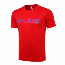 Mens PSG x Jordan T-Shirt Red II 2021/22
