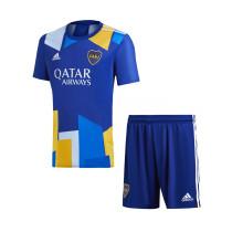 Kids Boca Juniors Third Jersey 2021/22