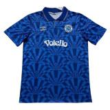 Mens Napoli Retro Home Jersey 1991-1993