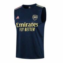 Mens Arsenal Singlet Navy 2021/22
