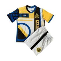 Kids Inter Milan Fourth Jersey 2021/22