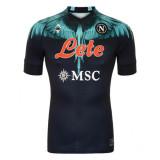 Mens Napoli Special Edition Jersey Black 2021/22