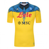 Mens Napoli Special Edition Jersey Yellow 2021/22