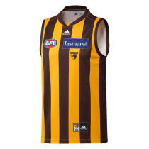 Mens Hawthorn Hawks Rugby Home Guernsey 2021