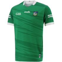 Mens Ireland Limerick Rugby Home Jersey 2021