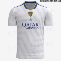 Mens Boca Juniors Away Jersey 2021/22