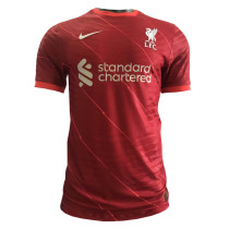 Mens Liverpool Home Jersey 2021/22 - Match