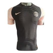 Mens PSG Short Training Black Jersey 2021/22 - Match