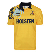 Mens Tottenham Hotspur  Retro Away Jersey 1992-1994
