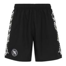 Mens Napoli Special Edition Black Shorts 2021/22