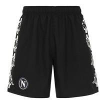 Mens Napoli Special Edition Black Shorts 2021/22