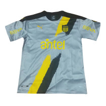 Mens Club Atletico Penarol Away Jersey 2021/22