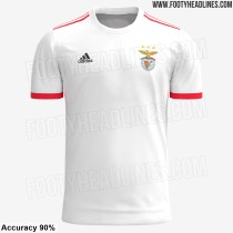 Mens Benfica Away Jersey 2021/22