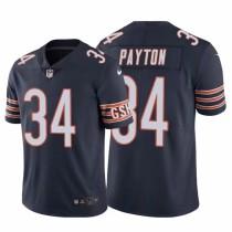 Mens Chicago Bears Walter Payton Nike Navy NFL Jersey 2021