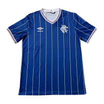 Mens Rangers Retro Home Jersey 1982/83