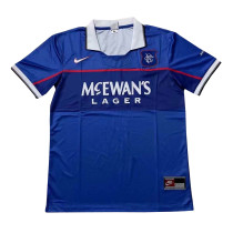 Mens Rangers Retro Home Jersey 1997-1999