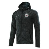 Mens Club America All Weather Windrunner Jacket Black 2021/22