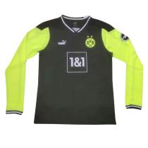 Mens Borussia Dortmund Special Edition 4th Jersey Long Sleeve 2021/22