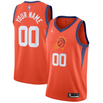 Mens Phoenix Suns Jordan Orange Swingman Jersey - Statement Edition